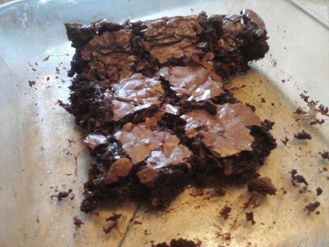 homemade Brownies | food glorious food | Pinterest
