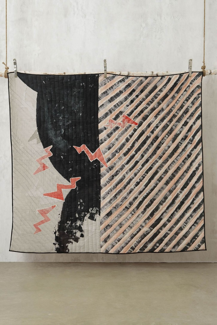 Hand made quilt | Fred Shand