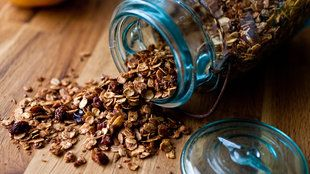 Eleven Madison Park Granola - NYT Cooking