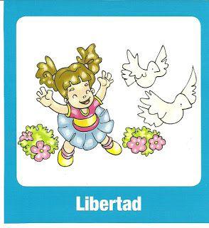 Dibujos de valores para imprimir imagenes infantiles - Imagenes de nubes infantiles ...