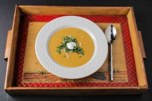 Curried Peanut Soup | Soups, Stews, & Chili | Pinterest