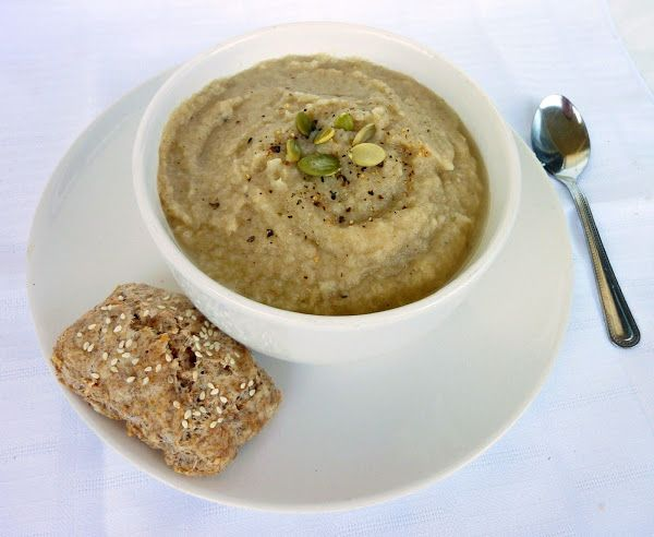 Vanilla & Spice: Parsnip Pear Soup | Food | Pinterest