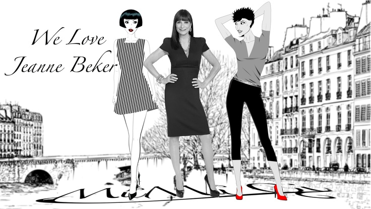 We love Jeanne Beker and Fashion Television!