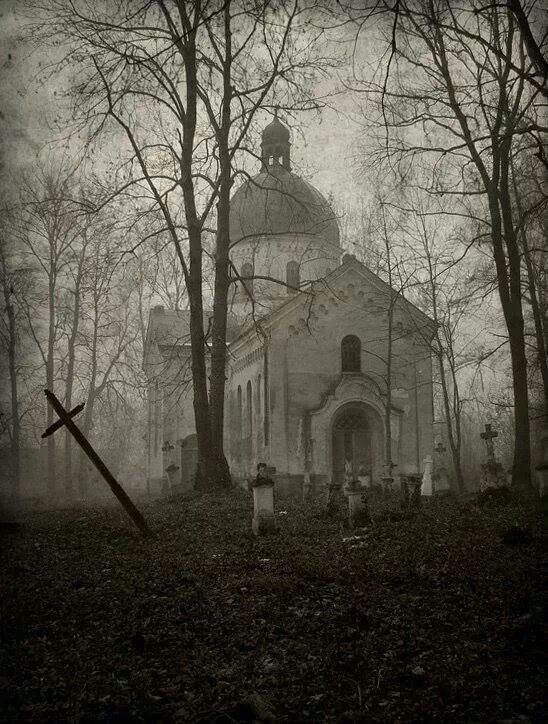 Old Graveyard Creepy Places Amp People And Mysteries