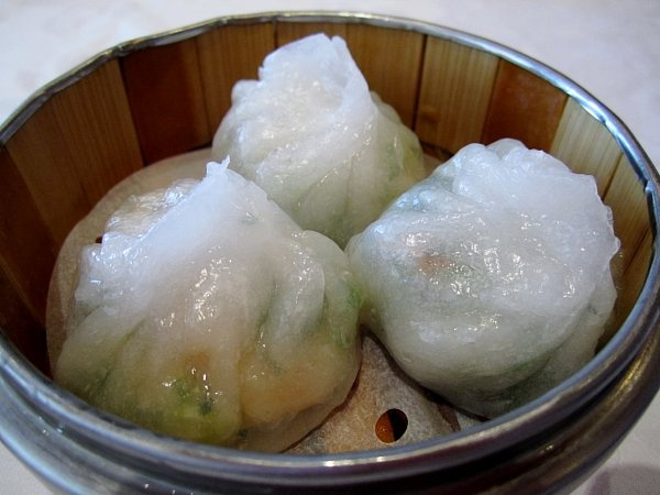 Shrimp and Chinese Chive Dumplings | Cravings #9 | Pinterest