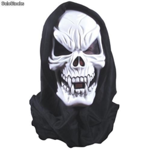 Mascara esqueleto m scaras de terror pinterest - Mascara de terror ...