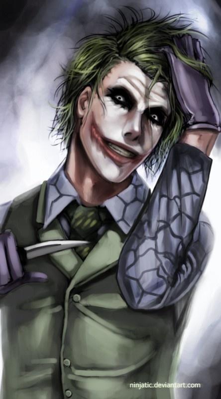 Anime Style Joker Anime Pinterest Style Anime And
