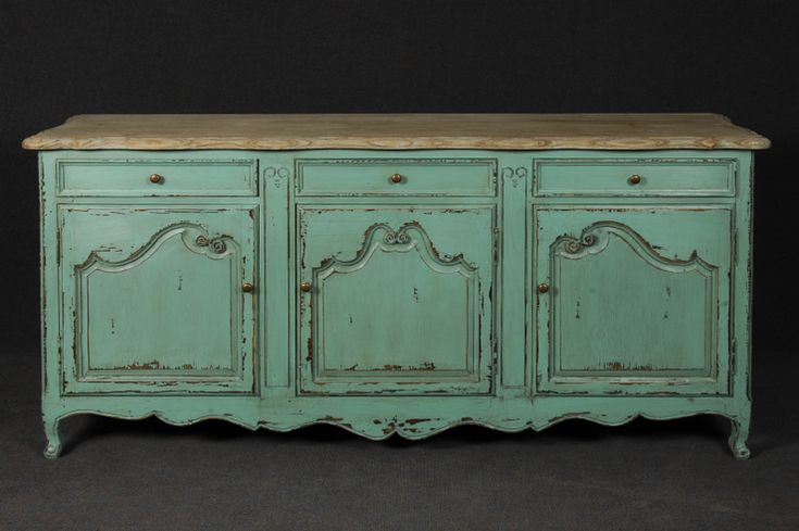 Image detail for Distressed Painted Furniture