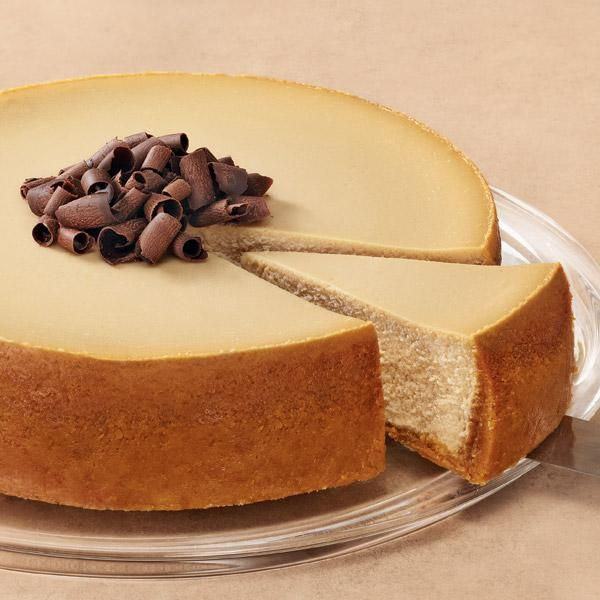 Cappuccino Cheesecake | Recipe