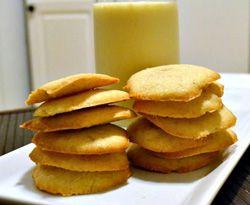 Low fat eggnog cookies | cookies.pastries.truffles | Pinterest