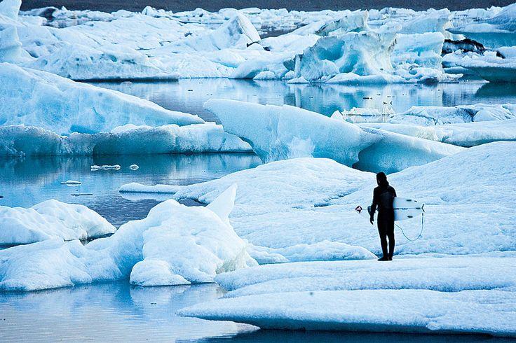 ice surfen