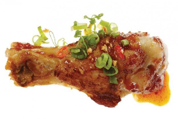 Momofuku Japanese chicken wings | torontolife.com