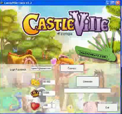 castleville legends valentine