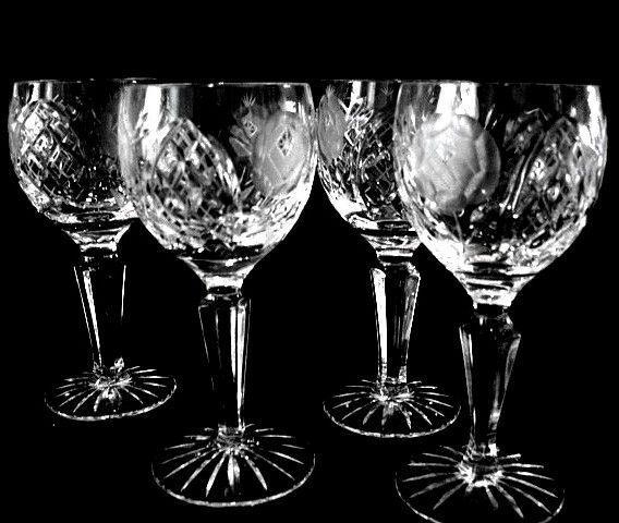 Beautiful Crystal Glasses
