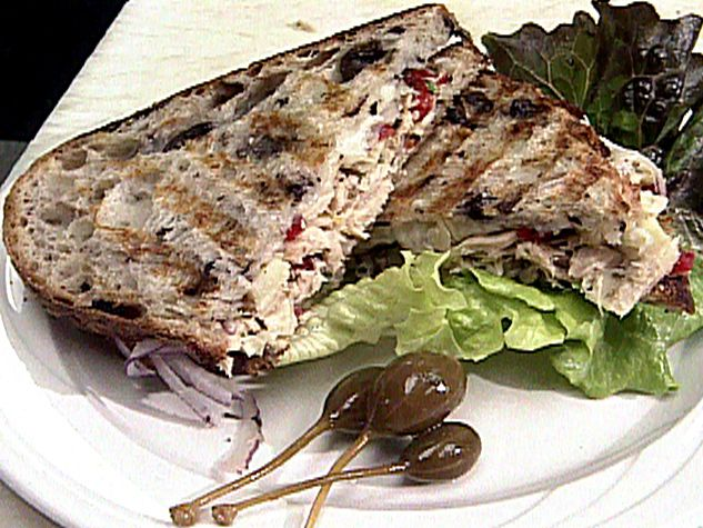 ... Kalamata Olive Bread with Provolone Cheese and Fresh Herb and Garlic