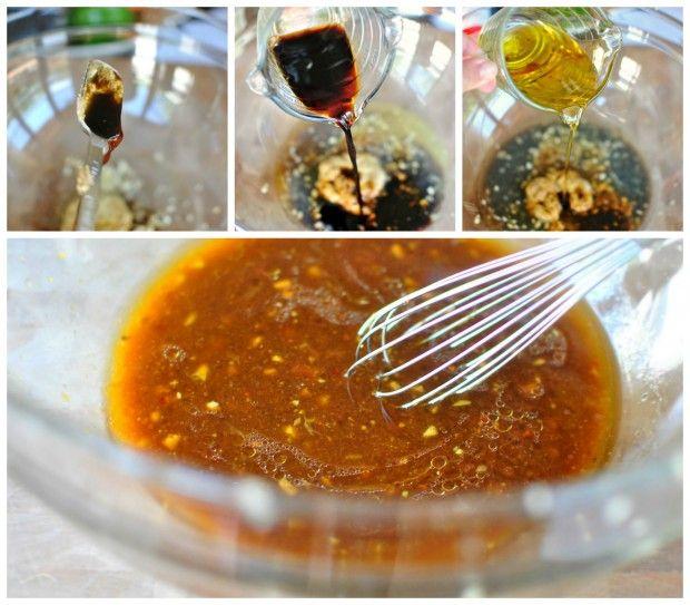 Porterhouse With Garlic-Soy Sauce Marinade Recipe — Dishmaps