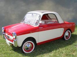 1960 fiat 500 autobianchi bianchina soft top classic cars gs