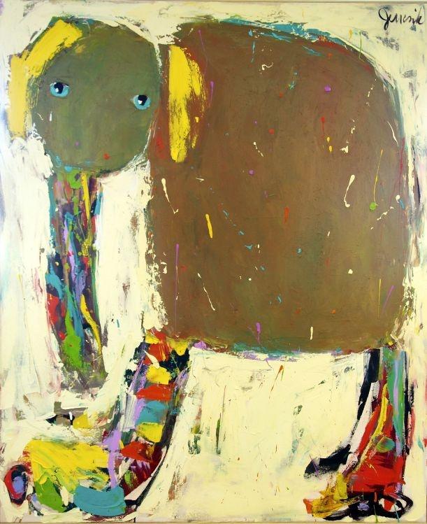 Deborah Jencsik - Elephant Dreams