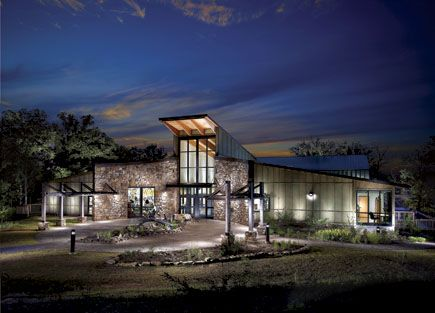 Janet Huckabee Nature Center