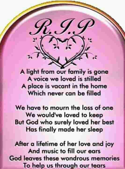 In memory of my sister mom.....   In loving memory of my sister Kim ...