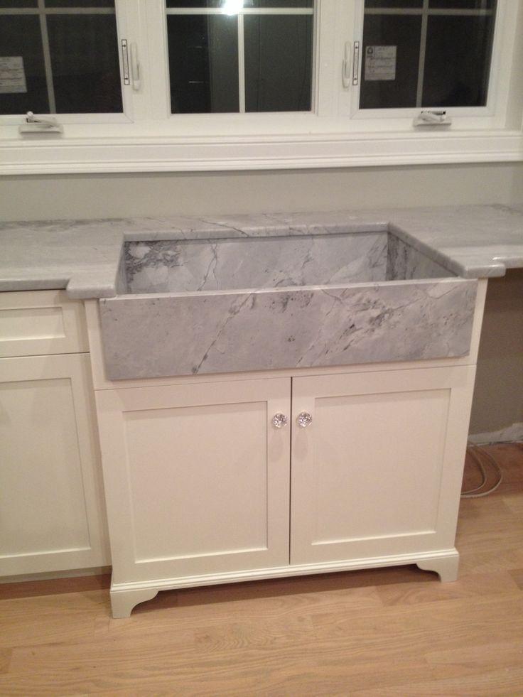 ... . Apron front sink custom made if i had a clean slate