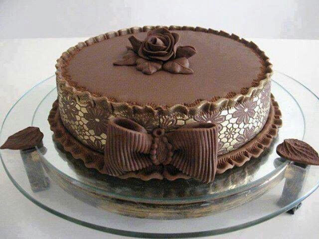 Images Of Beautiful Chocolate Cake : Beautiful Chocolate Cake Mz Social Butterfly Network ...