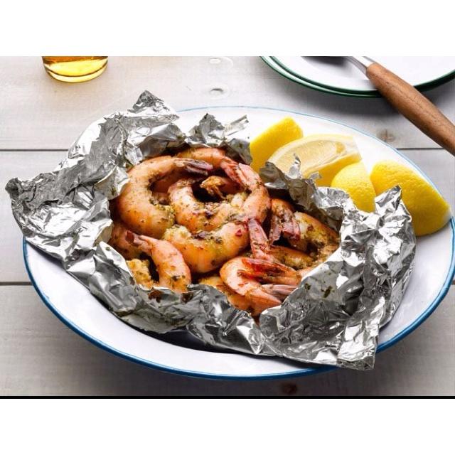 Garlic shrimp grilled | yummmm | Pinterest