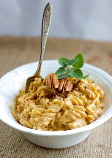 Pumpkin Alfredo | Food I'll Never Make | Pinterest