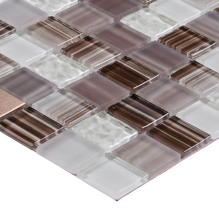 mineral tiles diy tile backsplash kit 15ft bamboo http