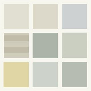 Show Me Your Light And Airy Paint Colors