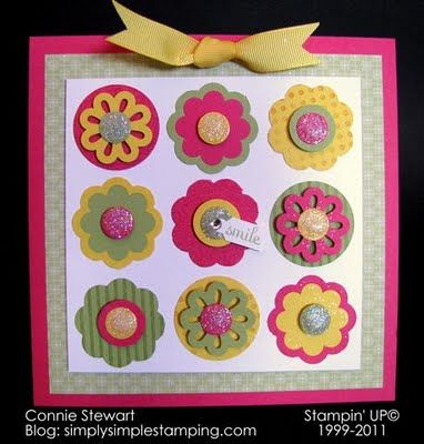 SIMPLY SIMPLE STAMPING with Connie Stewart