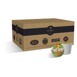 Coffee People, Tree Hugger, K-Cup Portion Pack for Keurig K-Cup Brewers (Pack of 50) (Grocery)