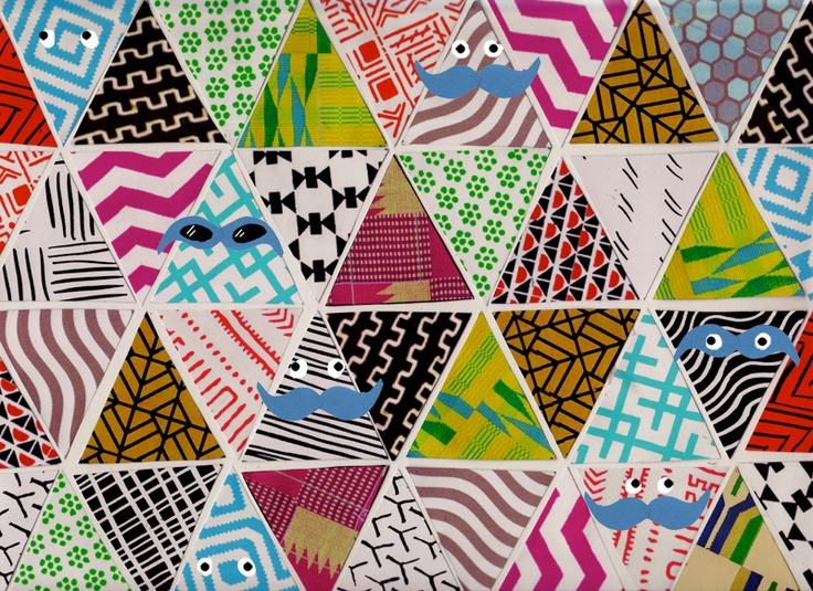 pattern pattern pattern from Keren Richter    tesselation
