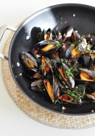 Thai-Style Mussels | Recipe