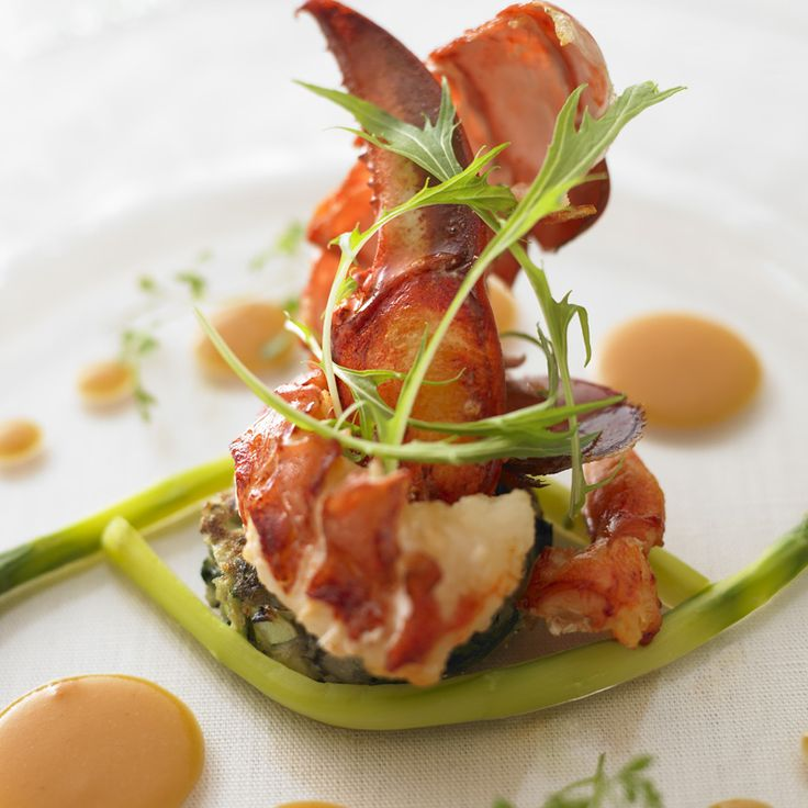the main of french cuisine homard fine dine pinterest