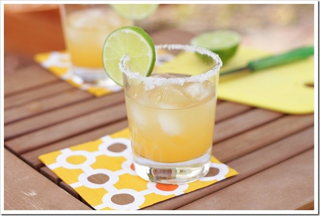 Citrus Margaritas - fresh squeezed orange, lemon and lime, oh my!