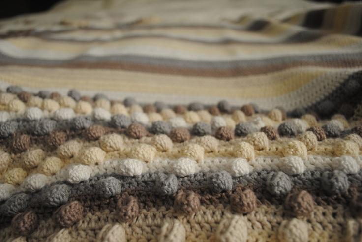 Bubble Baby Blanket crochet pattern Crochet projects ...