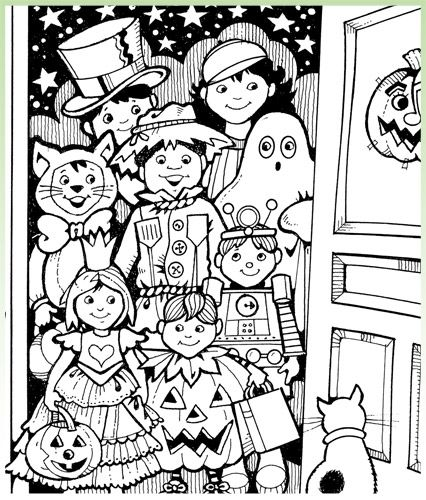 Geeky image with regard to halloween hidden pictures printable
