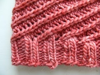 Crochet Hat Pattern Spiral Rib : Spiral rib knit hat Knit Pinterest