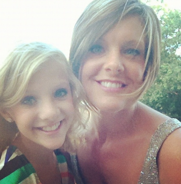 Kelly and Paige Hyland