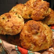 Easy Baking Powder Drop Biscuits | food | Pinterest