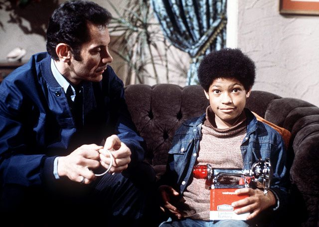 In 1973-1976,Laurence Fishburne had a supporting role as Dr.Josh Hall on 'One Life To Live'