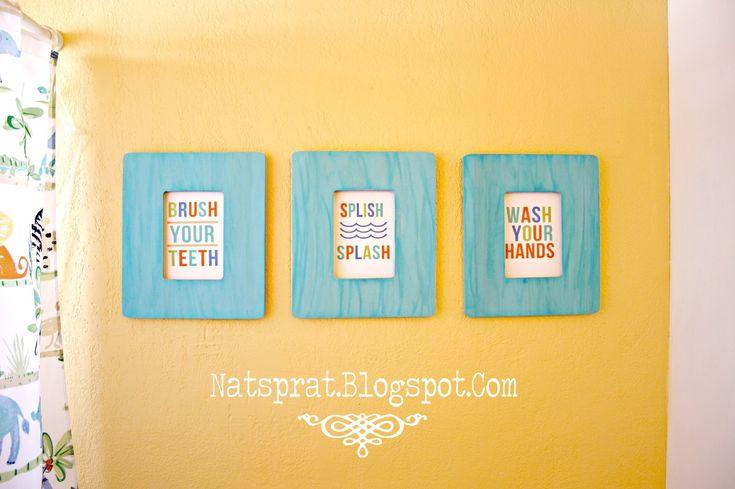 Bathroom Signs FREE PRINTABLES Bathrooms Pinterest