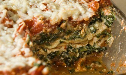 ... Greens Winter Lasagna, Seafood Lasagna, Four Cheese Lasagna, Lasagna