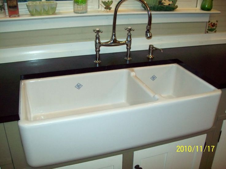 ... Design Farmhouse Sink 1024x768 Rohl One And One Half Bowl Farm Sink