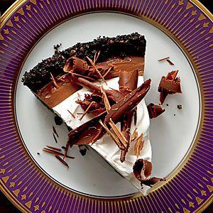... cream pie was an interesting twist on dad s beloved french silk pie