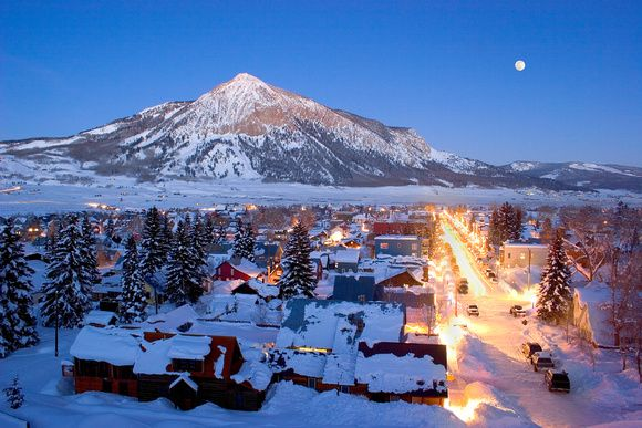 Crested Butte, Colorad...