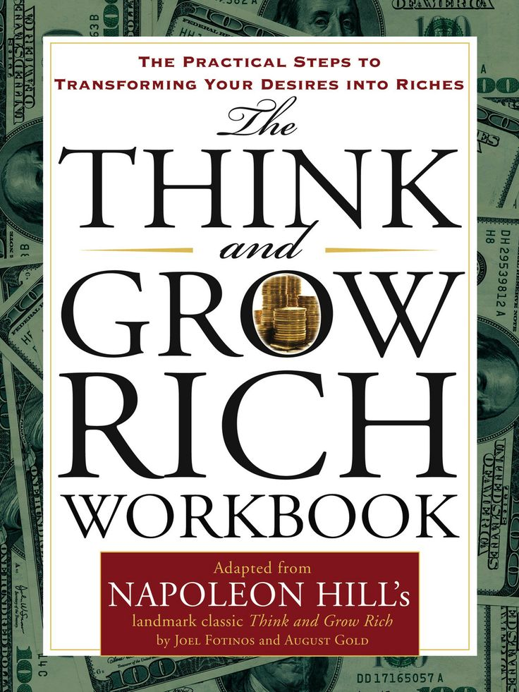 think think and grow rich quotes