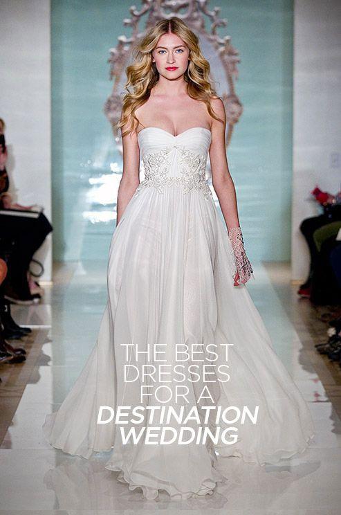 popular destination wedding dresses