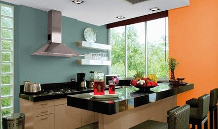 Valspar patina blue kitchen paint color new house for Valspar kitchen and bath paint